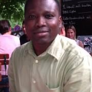 Dr. Epiphane Kinhoun, unser Botschafter